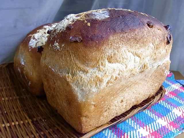 2010年7月15日の、ぶどうパン.jpg