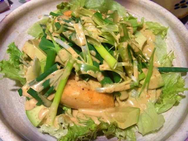 トラウトサーモンの、サラダ.jpg