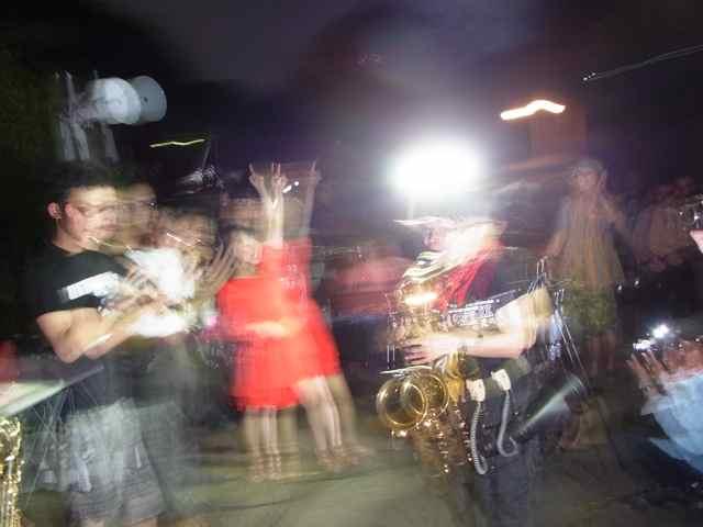 今夜も、ドラム隊とマイクリレー!.jpg