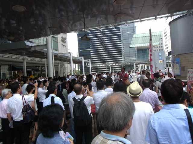 品川駅東口。.jpg
