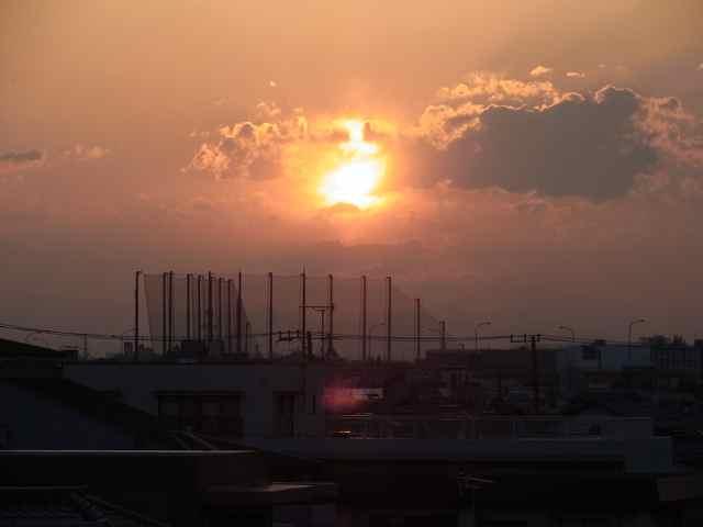 夕日もきれいだ。.jpg