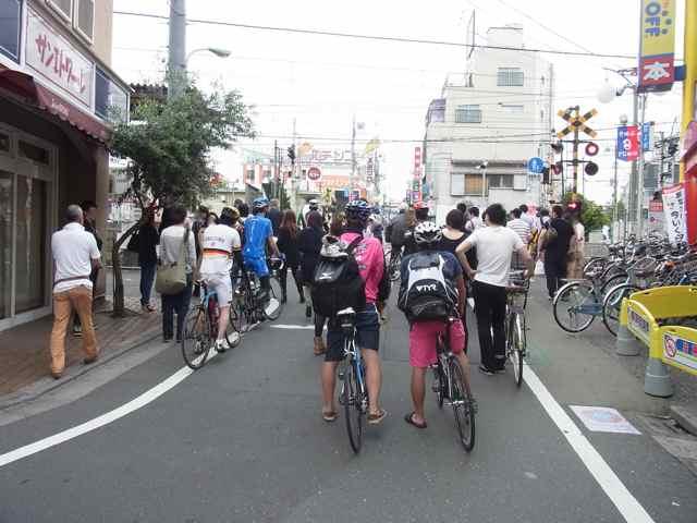 明らかに自転車人口は増えている.jpg