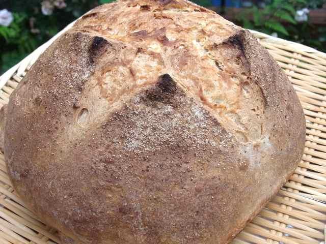 6月5日、三女のパン.jpg