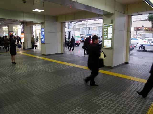 JR品川駅高輪口。.jpg