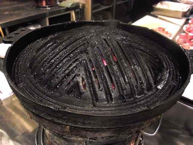 きれいに洗われた鍋。.jpg