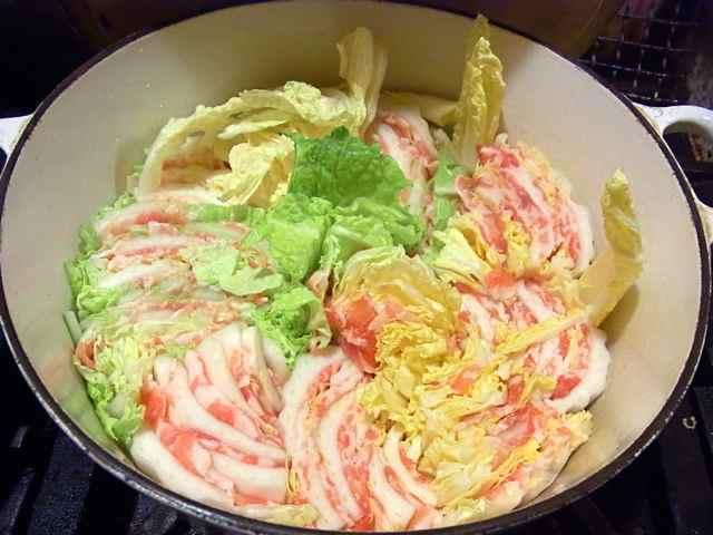 白菜と三枚肉の鍋.jpg