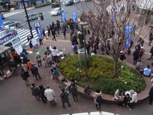 聖蹟桜ヶ丘、正午。.jpg